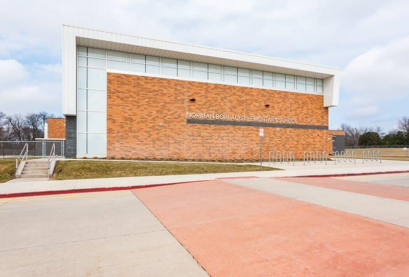Norman Borlaug Elementary School 1