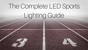 sports led lighting guide