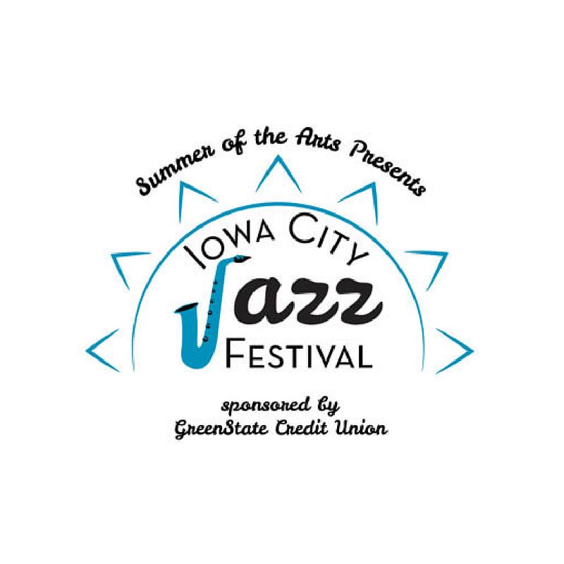 iowa city jazz festival logo