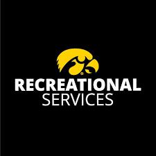university of iowa recreational services logo