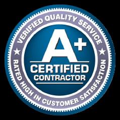 Aplus Contrator logo