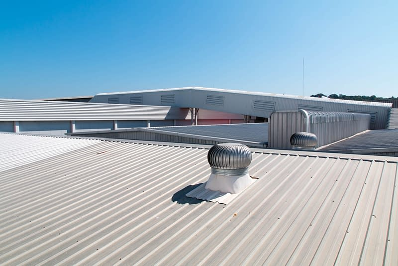 Commercial Services Roofing