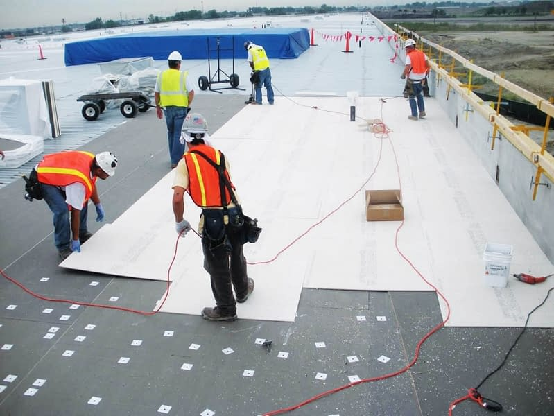 Commercial Beneficial Roofing