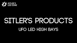 Sitler's UFO LED High Bays