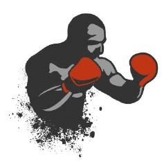 Boxingscene.Com Logo