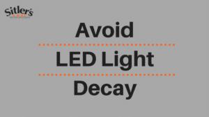 Avoid LED light decay blog image