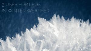 winter weather led lighting