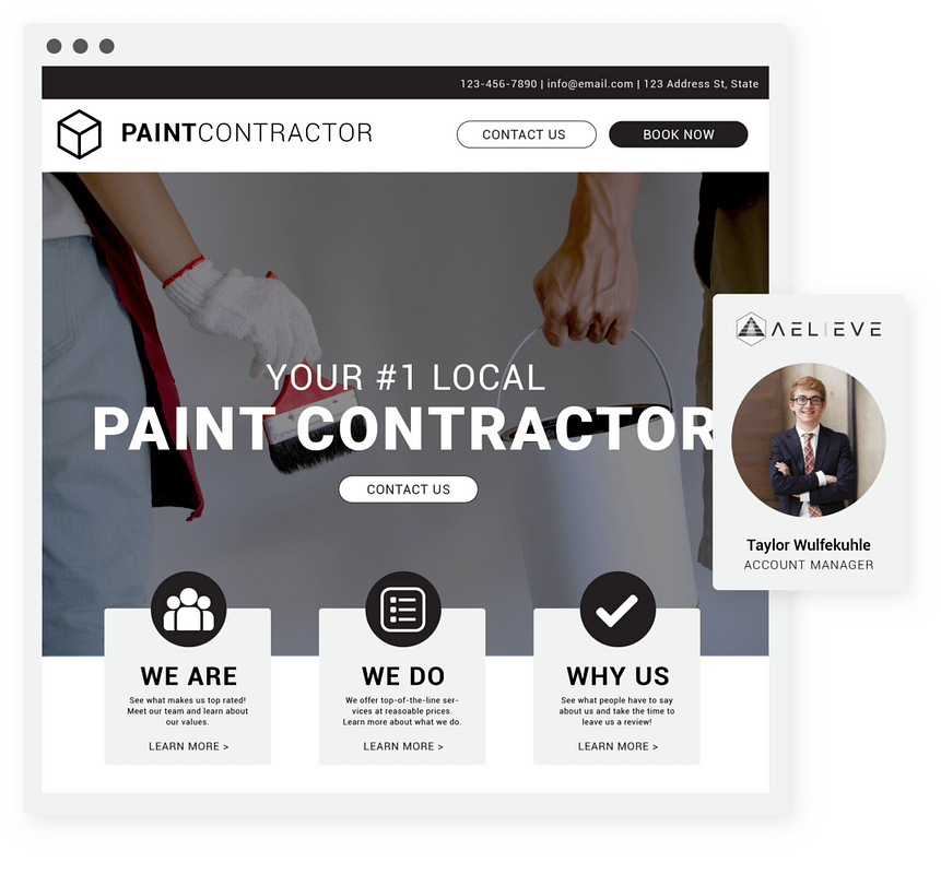 Painting Contractor 11