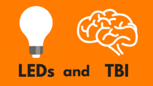 LEDs and TBI