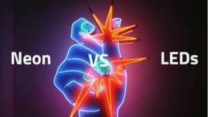 neon vs led lighting