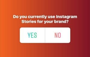 How To Use Instagram Stories For Your Brand 19