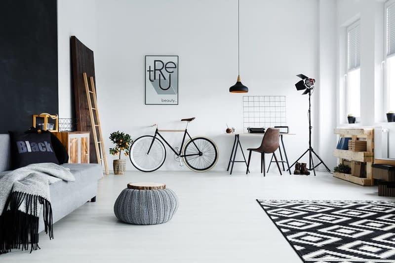 Spacious Studio Apartment