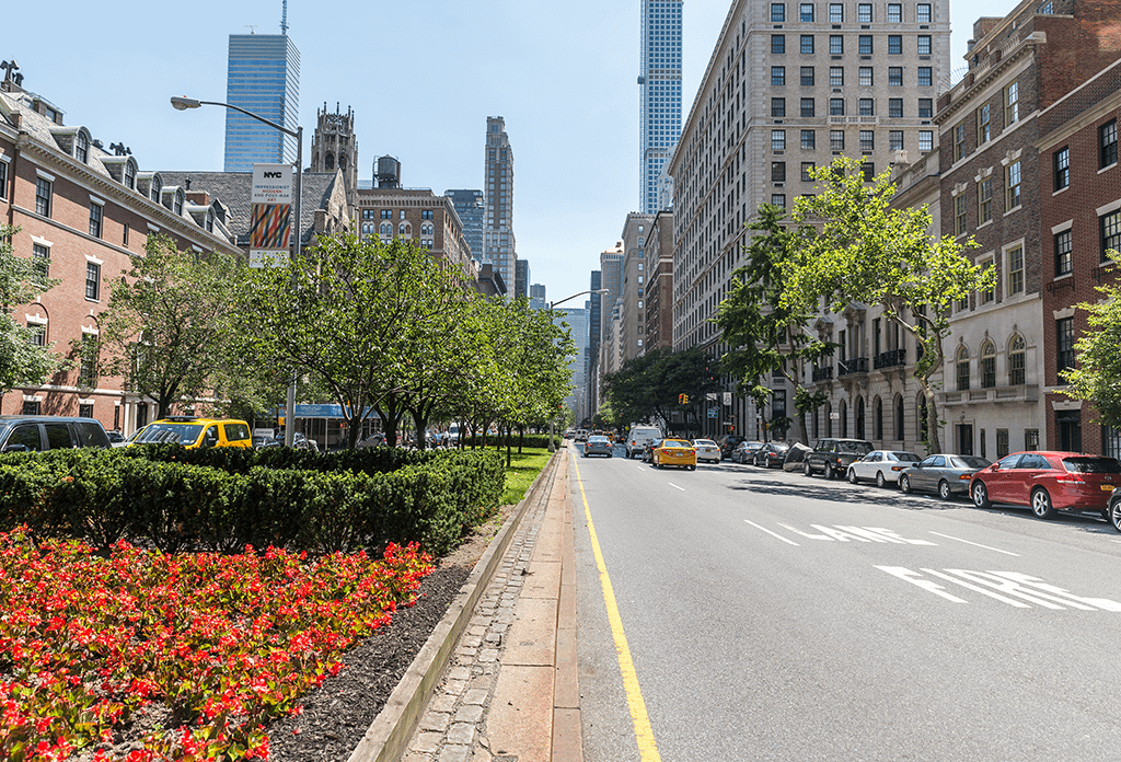 Park Avenue On The Upper East Side