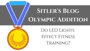 LED lights and fitness