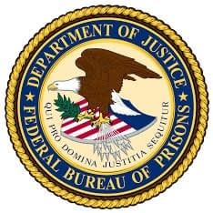 Bop.Gov Logo