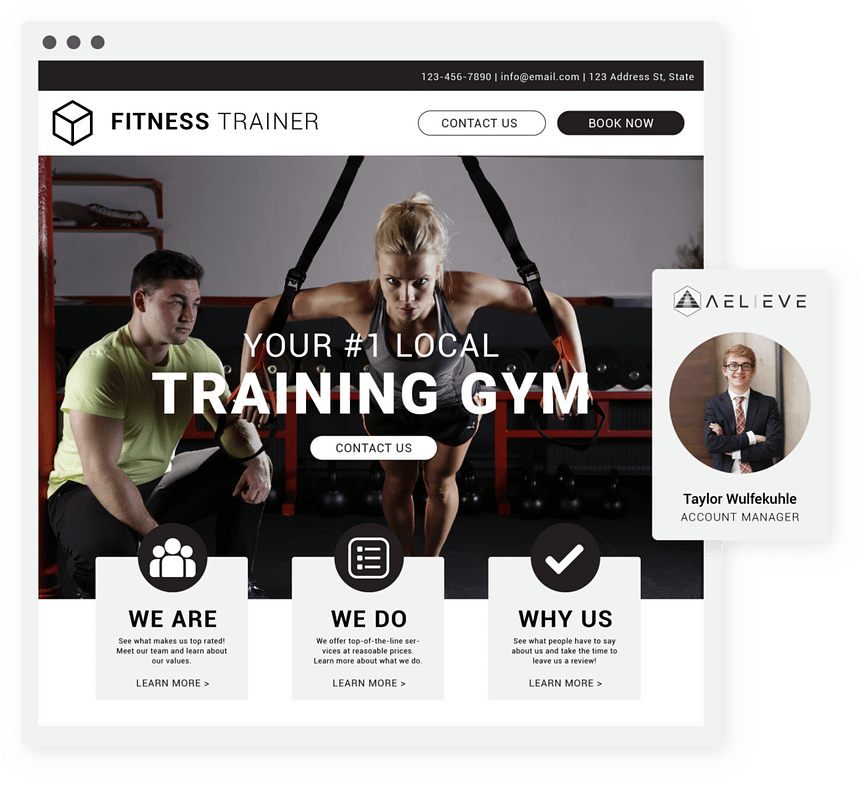 Fitness / Trainer / Gym 11