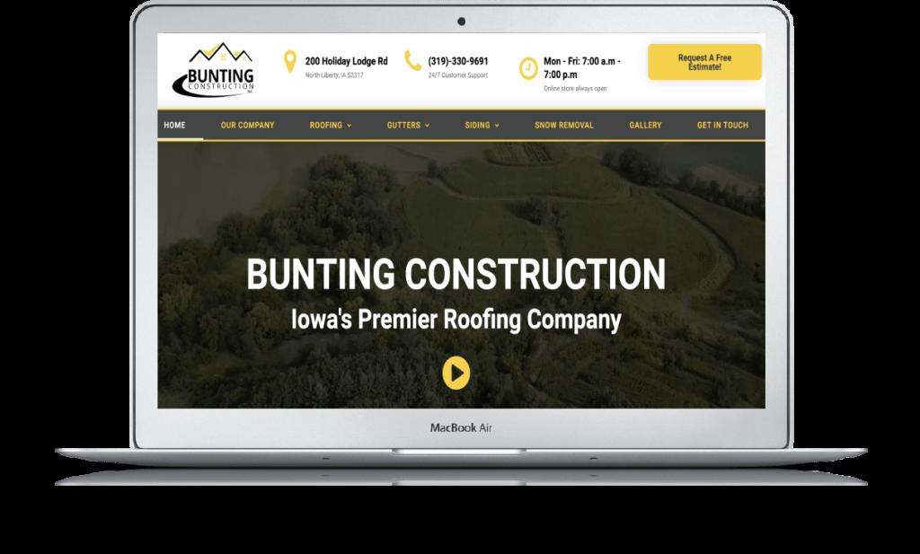 Bunting Construction 13