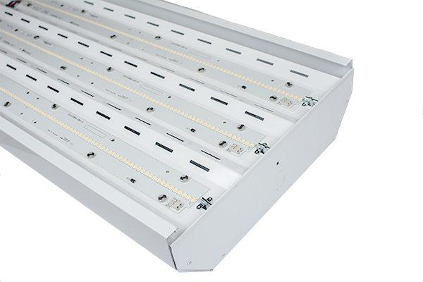 LED high bay fixture
