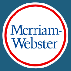 Merriam-Webster.Com Logo