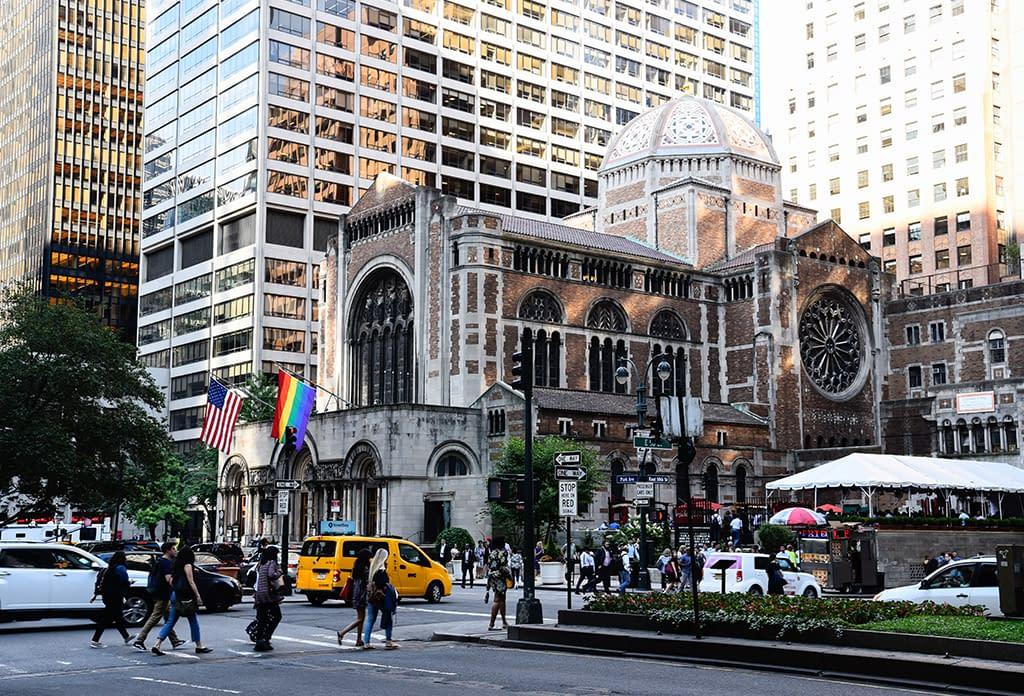 St. Bart's Church Midtown East