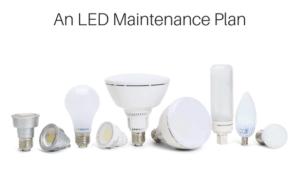 LED Maintenance Plan