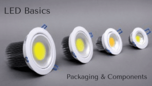 LED packaging and components