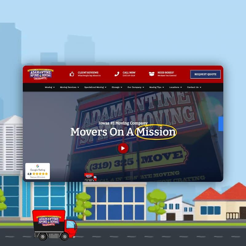 Iowa City Web Design Company 12
