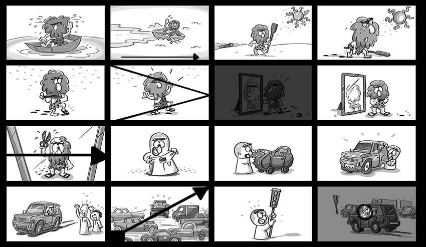 Storyboarding 9