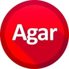 Agar.Io Logo