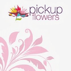 Pickupflowers.Com Logo