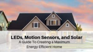 4cd6c586 Leds Motion Sensors And Solar