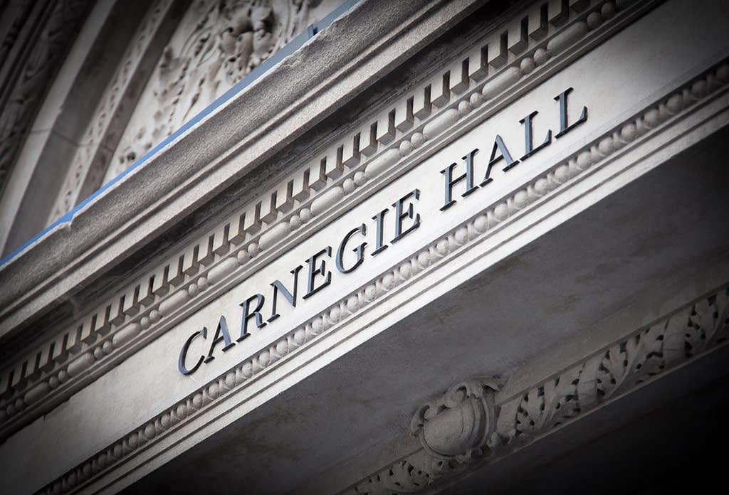 Carnegie Hall Midtown West