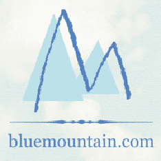 Bluemountain.Com Logo