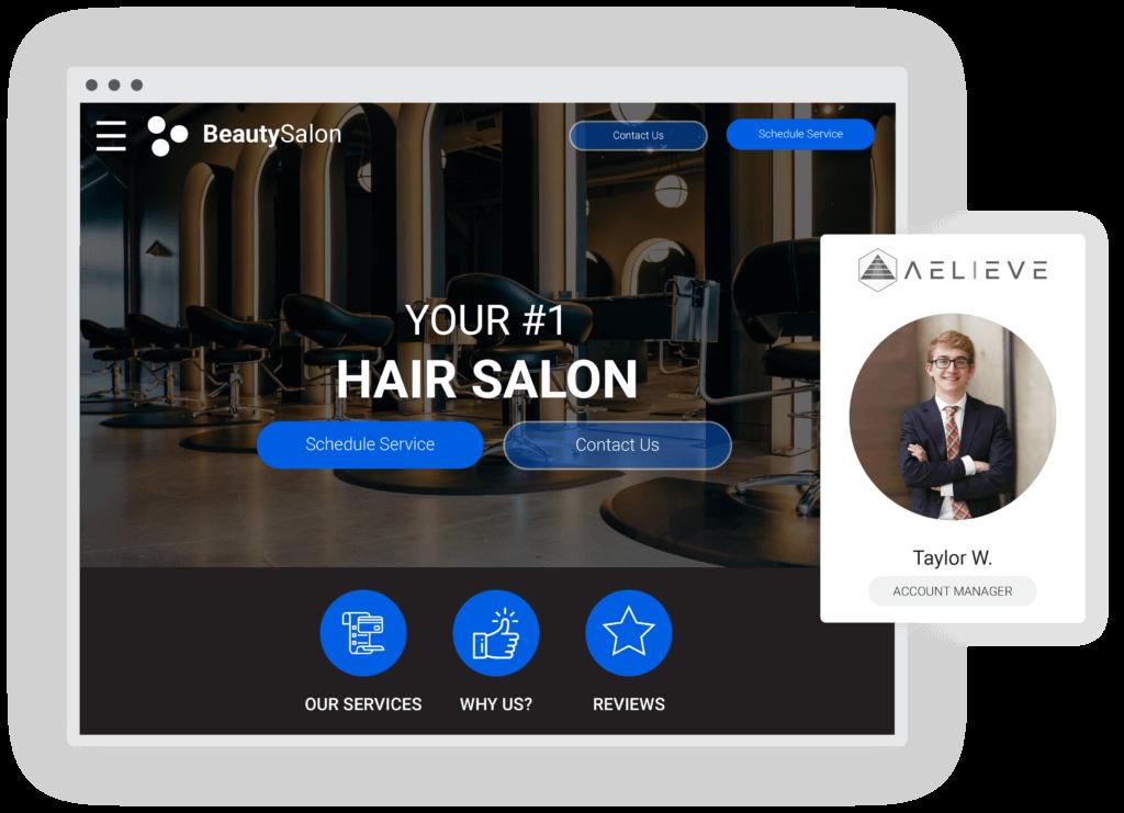 Beauty Salon / Barber Shop 11