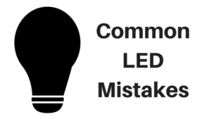 CommonLEDMistakes