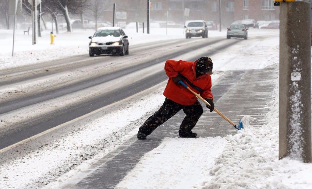 Halton Snow Cleaning Service
