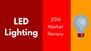 led market review