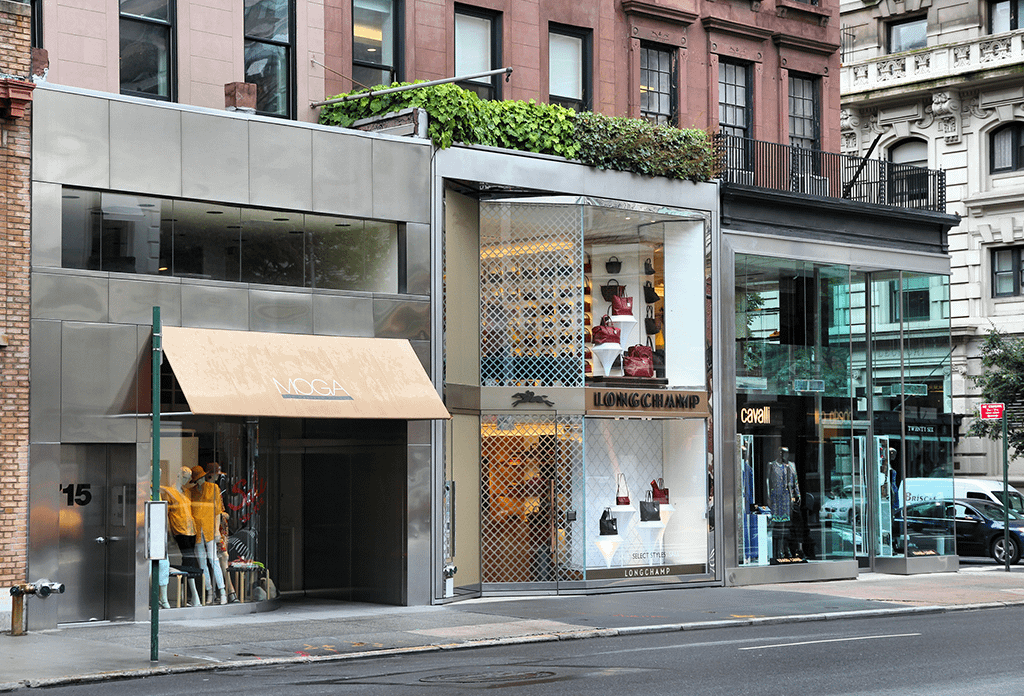 Fashion Stores On Madison Avenue