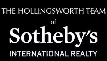 THG SOTHEBY Logo White New