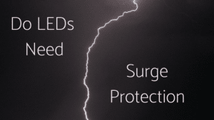 LED Surge Protection