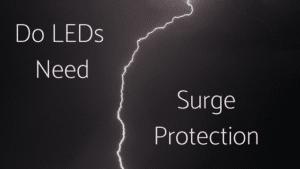 LED Surge Protection