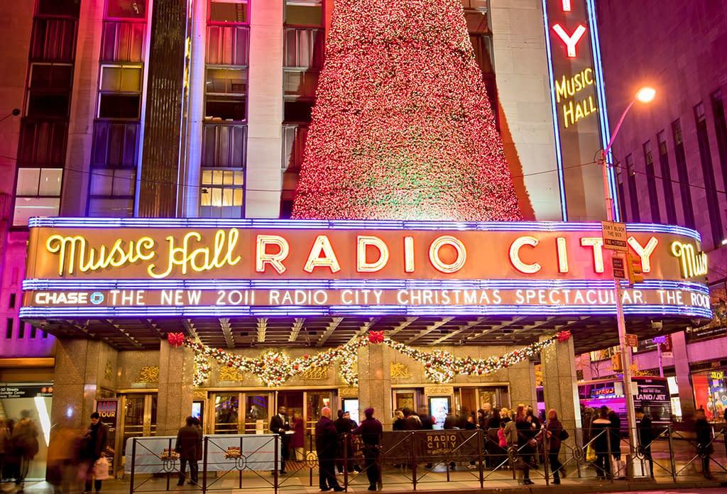 Raido City Music Hall Midtown