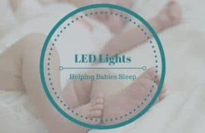 LEDs Helping Babies Sleep